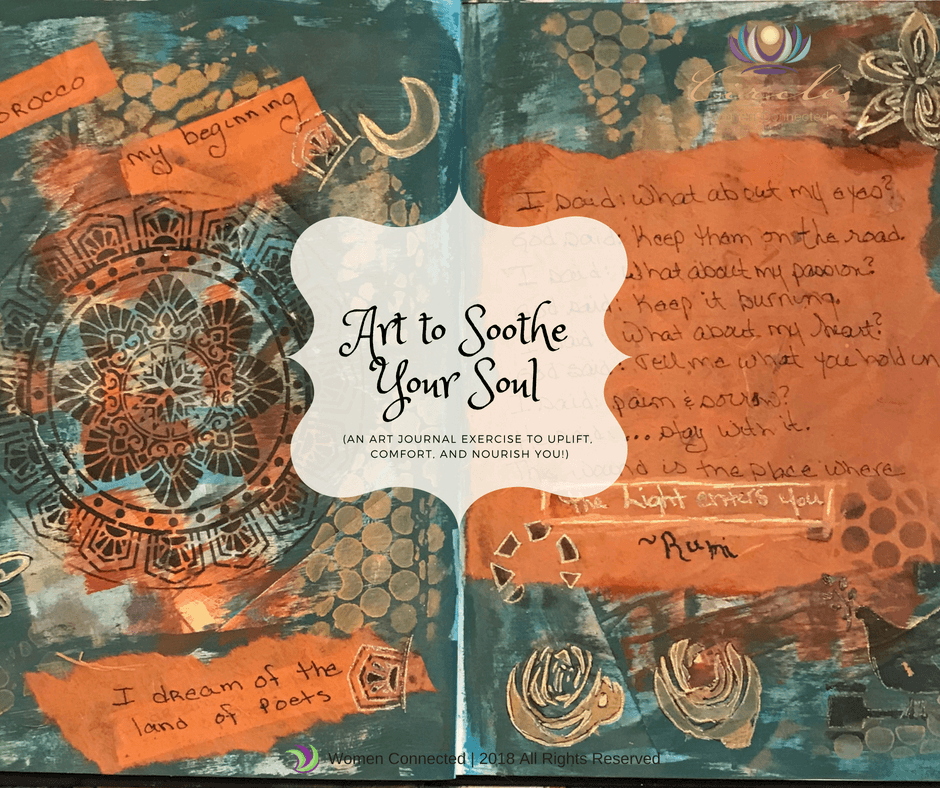 art journal, coaching