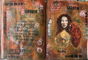 Inner Journey of Art Journaling